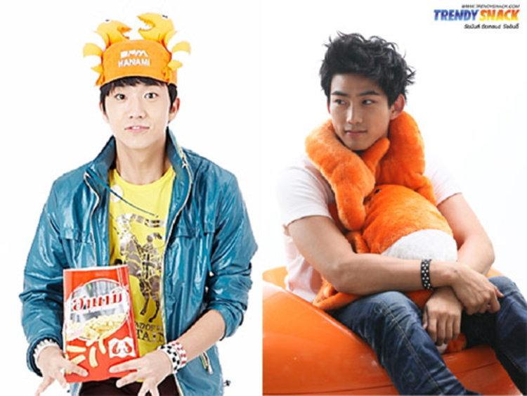 ฮานามิ 2PM เชิญชวนฮอทเทส ร่วมประกวด  CARD A WISH ครั้งที่ 2