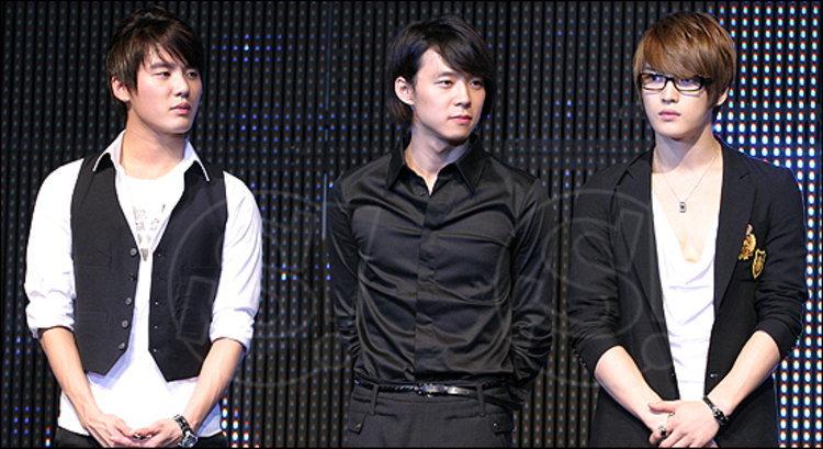 จุนซู - ยูชอน - แจจุง 3 หนุ่ม ทงบังชินกิ คอนเฟิร์มร่วมงาน 2009 MAMA