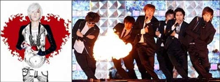 จีดรากอน (GD), ซุปเปอร์จูเนียร์ (Super Junior) คว้าศิลปินยอดจำหน่ายสูงสุดแห่งปี 2009