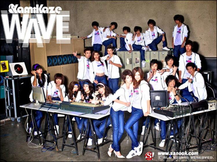 KAMIKAZE เปิดให้สมาชิกเวบไซท์ ILOVEKAMIKAZE.COM จองบัตรคอนเสิร์ต