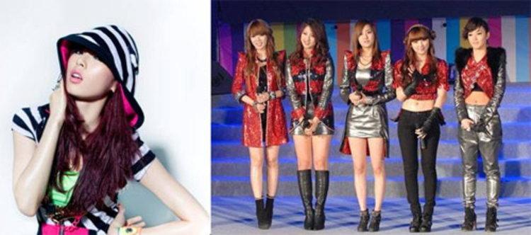 ฮยอนอาย้ำมาไทยแน่!!! พร้อม 4Minute ลุยตารางกิจกรรมที่ไทยแบบเต็มรูปแบบ