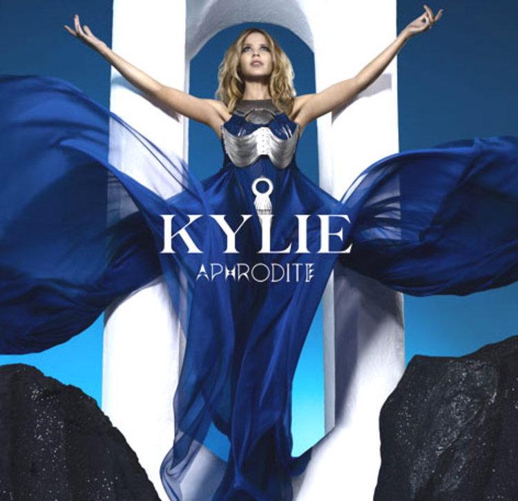 KYLIE กลับมาในมาดเทพธิดากรีก กับอัลบั้มใหม่ APHRODITE