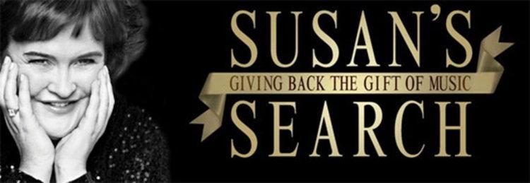Susan Boyle ประกาศตามหาหนึ่งนักร้องเสียงดีจากทั่วโลก