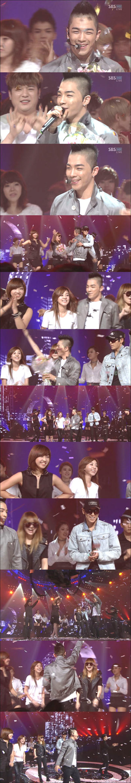 แทยัง (Tae Yang) เพลง I Need A Girl คว้า Mutizen Song ใน Ingygayo