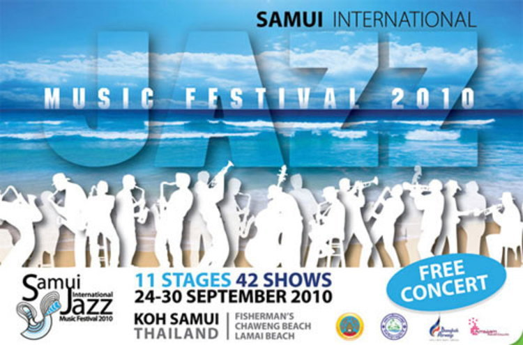 Samui International Jazz Music Festival 2010