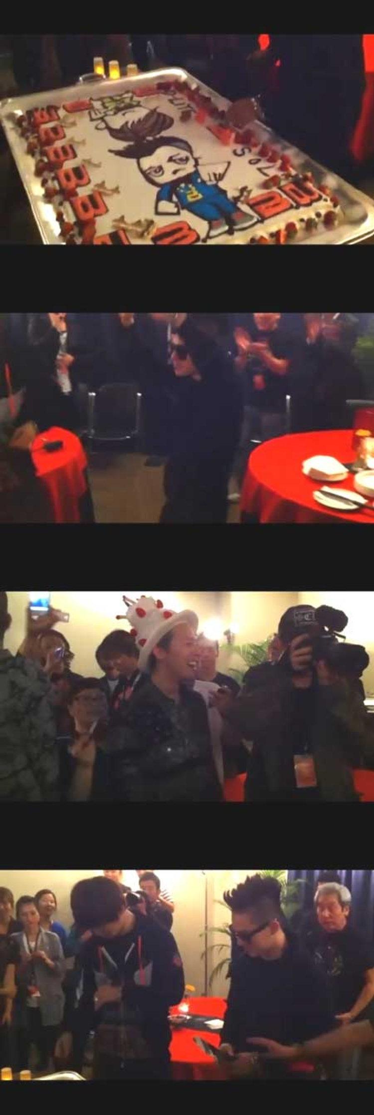 ซึงริ เผยคลิปปาร์ตี้วันเกิด แทยัง แห่ง BIGBANG