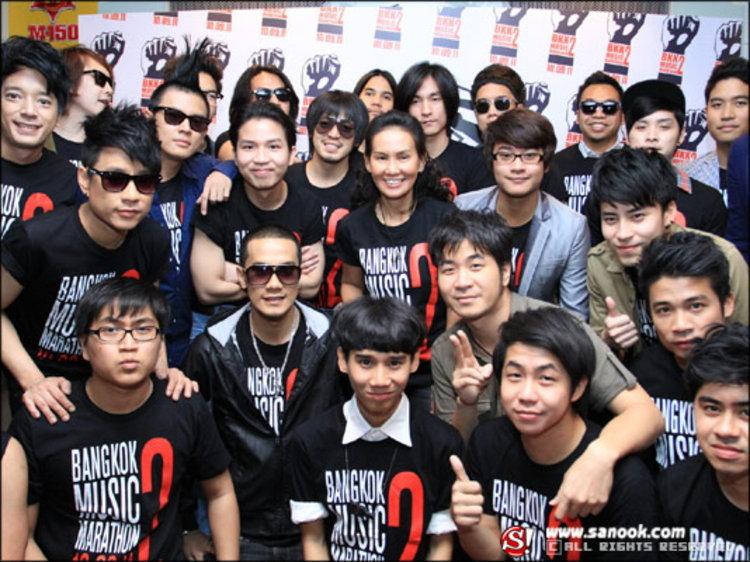 เอ-ไทม์ เปิดโผรายชื่อศิลปิน 20 วง ตบเท้าโชว์ Bangkok Music Marathon2