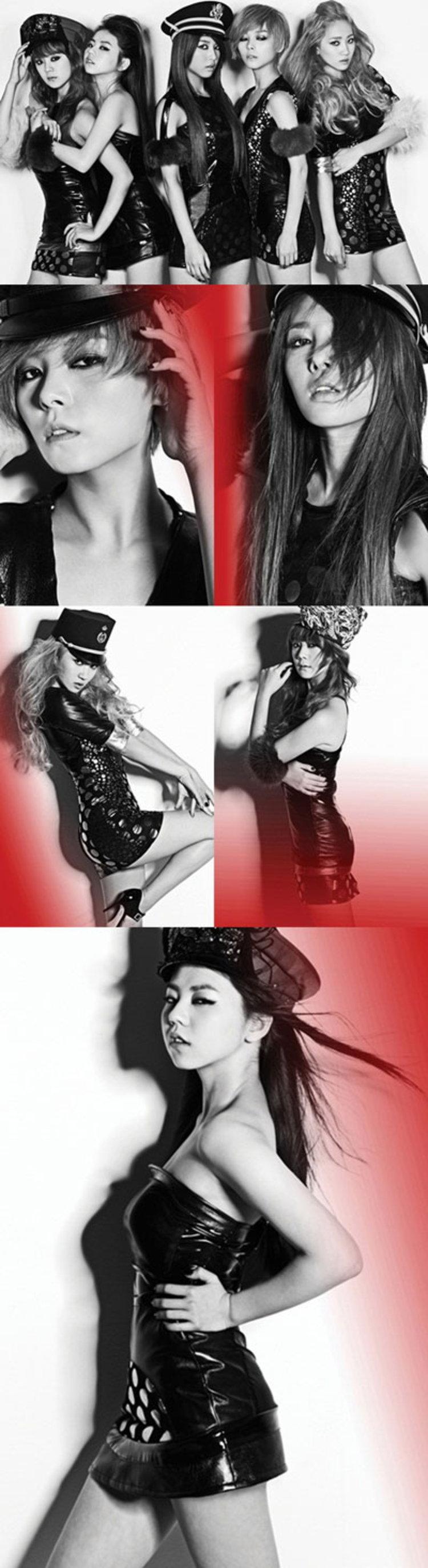 Wonder Girls เปิดตัวทีเซอร์คัมแบ็คชุดที่ 2 RED WONDER GIRLS