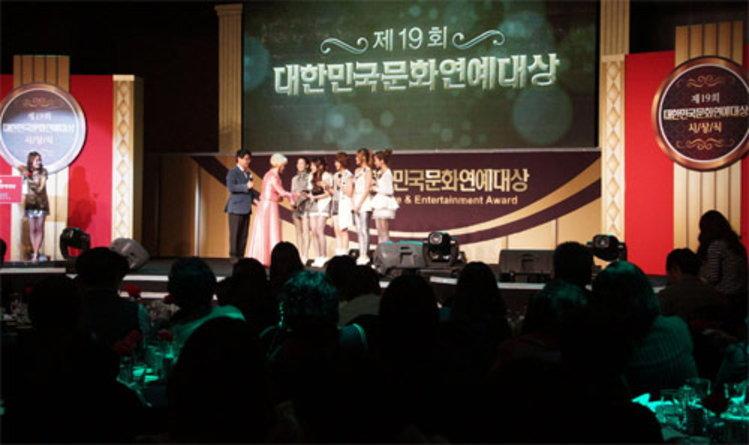 แคนดี้มาเฟีย บินรับรางวัลที่เกาหลี!!