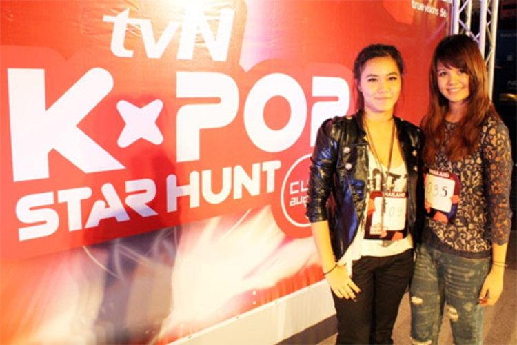 K-POP Star Hunt 2 ตัวแทนเด็กไทยโกอินเตอร์