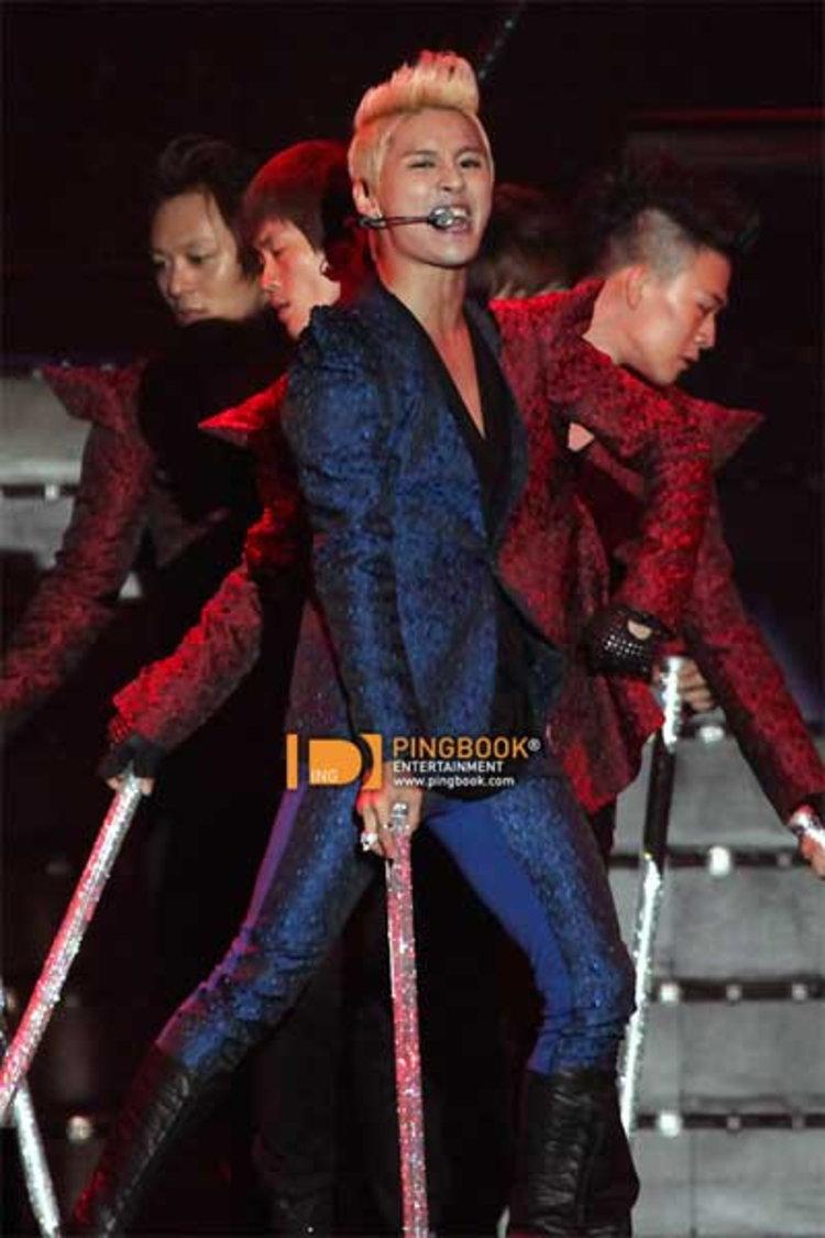 คิมจุนซู (XIA) แห่ง JYJ เปิดฉากคอนเสิร์ตเดี่ยว