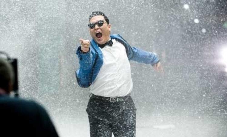 ไซ (PSY) GANGNAM STYLE รู้สึกเป็นเกียรติได้เชิญรางวัล 2012 MTV Video Music Award