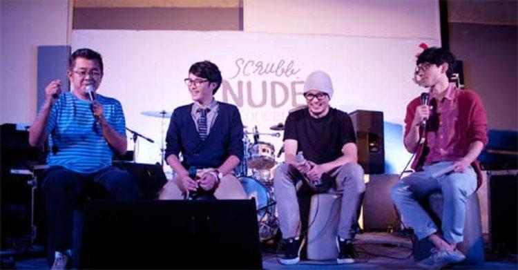 SCRUBB บอกเล่าเรื่องราวผ่านเสียงเพลงนานถึง 12 ปี