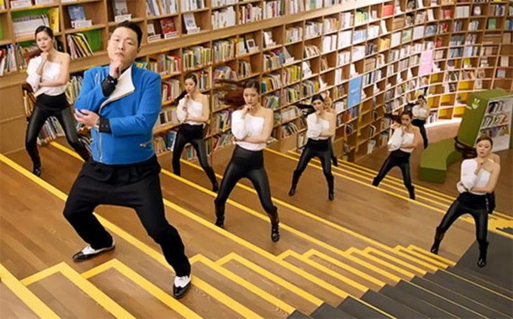 ไซ (Psy) สุดเจ๋ง!ลงกินเนสฯรอบที่ 4 !!