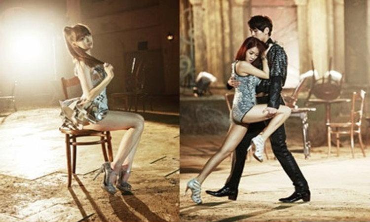 SISTAR อวดเสน่ห์เซ็กซี่ยั่วยวน ใน MV Give It To Me