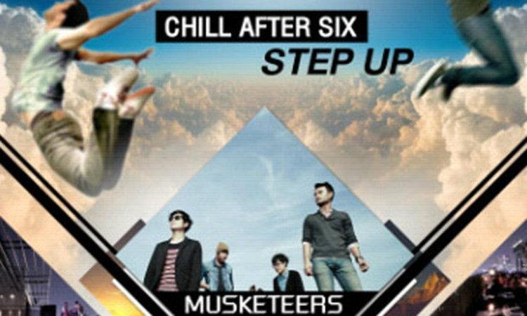 ขาร็อคโดดมันส์ Chill After Six : Step Up