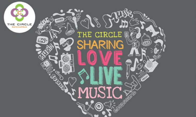 The Circle Sharing Love Live Music