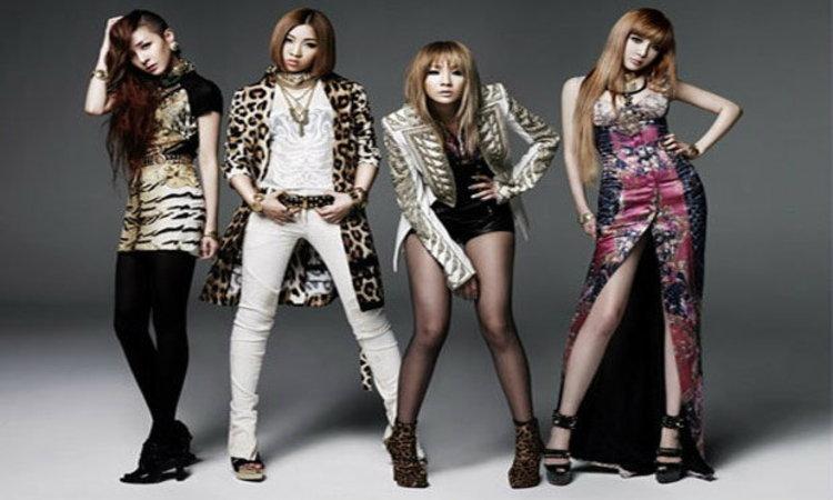 2NE1 ส่ง Falling In Love ประเดิมบ้านใหม่