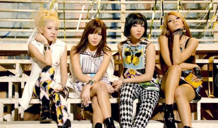 2NE1 เปิดตัวแรง วันแรกขึ้นที่หนึ่ง MelOn Chart ของเกาหลี!