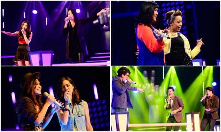 อิ่ม! กับรอบ Battle ระดับห้าดาวของ The Voice Thailand Season 2