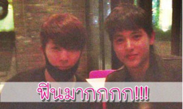 โกอินเตอร์จริง! ทงเฮ Super Junior โพสอินสตาแกรมเบียดไหล่ เจมส์ จิรายุ