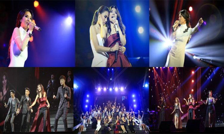 คอนเสิร์ตเริ่ดสะพรึง! Nantida…The Show Must Go On