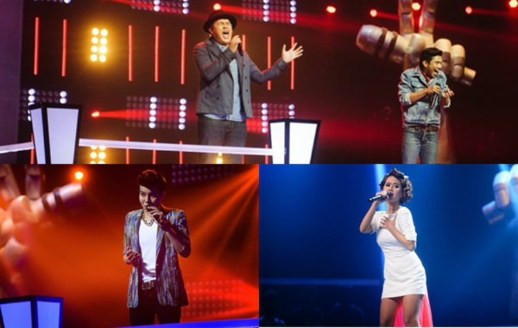 The Voice Thailand 3 สัปดาห์ที่ 2 รอบแบทเทิลเข้มข้นบีบหัวใจ!
