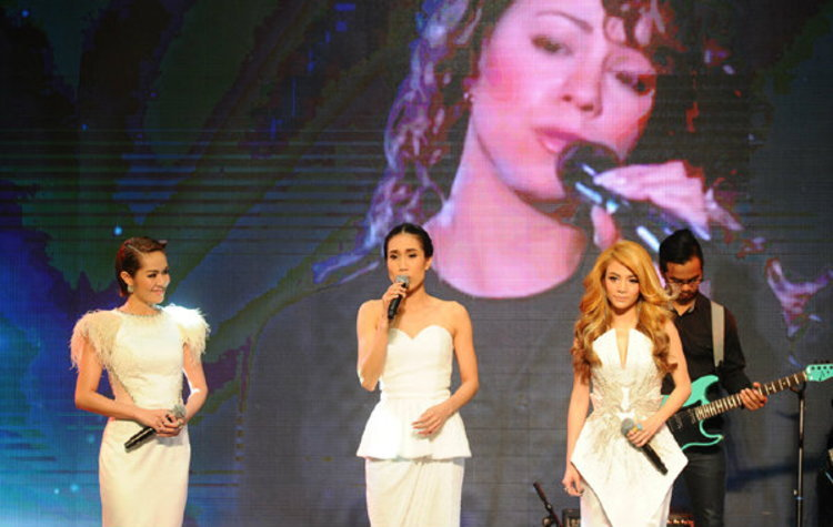แถลงข่าว Camry The Ultimate Experience Presents ME. I AM MARIAH