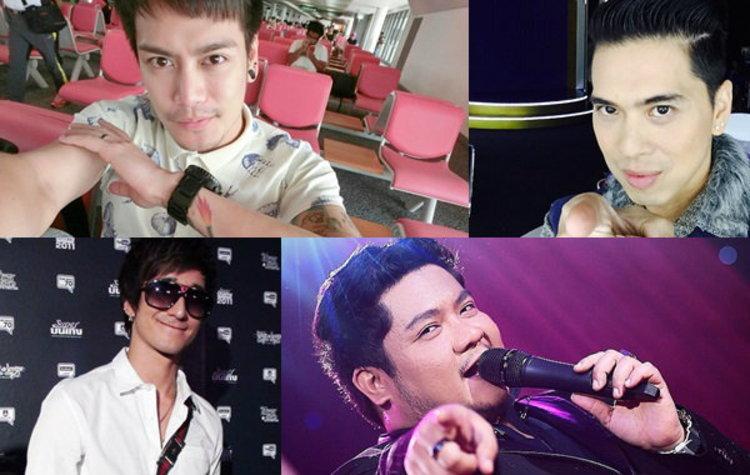 นักร้อง แกรนด์โอเพ่นนิ่ง เกย์ คือสิ่งที่ฉันเป็น!