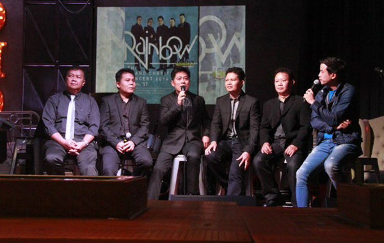 RAINBOW the Grand Chiarity Concert 2014