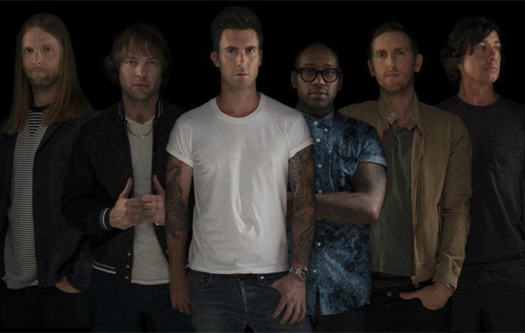 Maroon 5 World Tour 2015