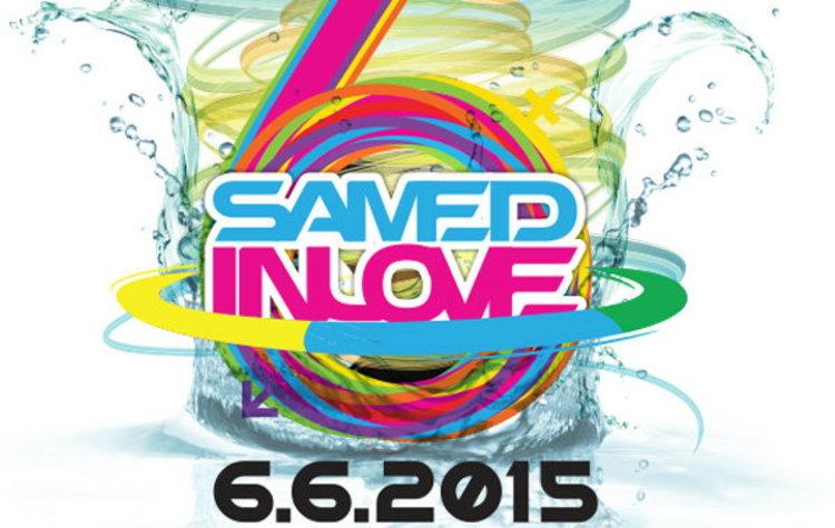 SAMED IN LOVE MUSIC FESTIVAL # 6 SIX  PACK  PLEASE
