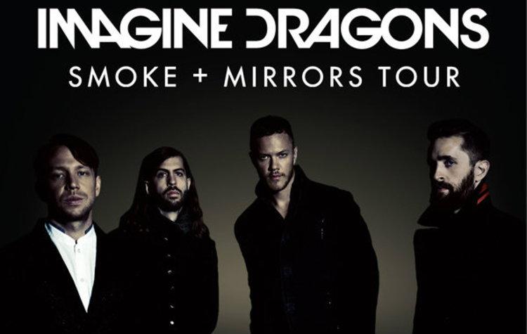 Smoke + Mirrors Tour Live in Bangkok