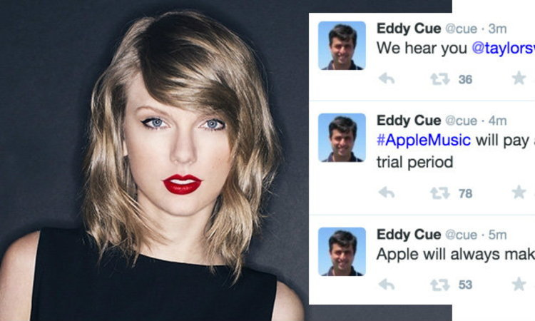 Taylor Swift ผู้สร้างประวัติศาสตร์แห่งวงการเพลงดิจิตอล