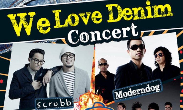 We Love Denim Concert