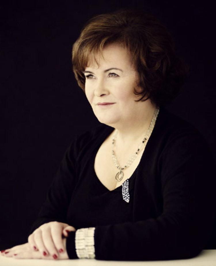 ประกาศรายชื่อผู้โชคดีที่ได้รับของที่ระลึก Gift set Susan Boyle