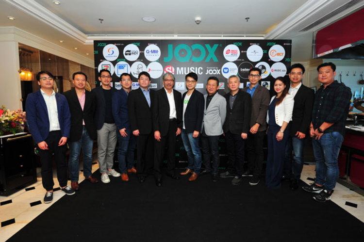 เปิดตัว JOOX แอปพลิเคชั่นฟังเพลงออนไลน์น้องใหม่มาแรง