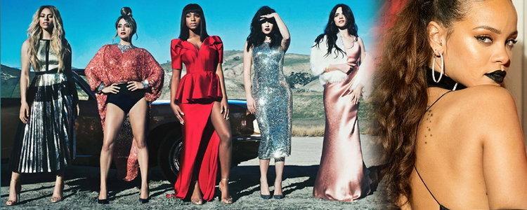 Fifth Harmony ยอมหลีกทางให้ Rihanna เปลี่ยนชื่อเพลงใหม่ไม่ให้ซ้ำ