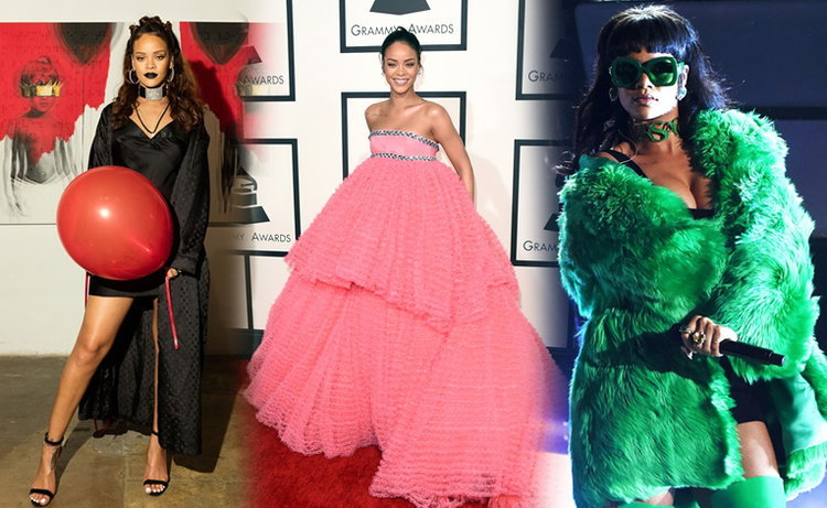 Rihanna เจ้าแม่แฟชั่น เป๊ะ ปัง อลังสุดในปฐพี!