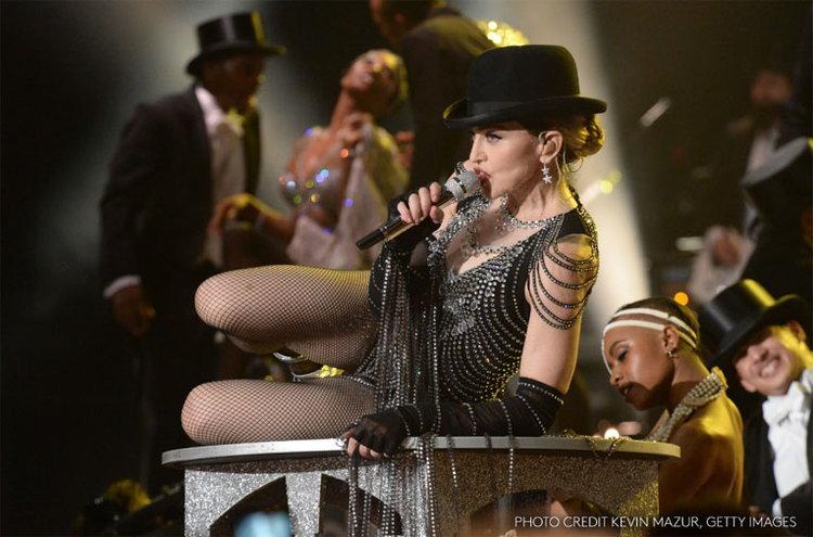 นับถอยหลังสู่คอนเสิร์ต Madonna Rebel Heart Tour