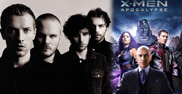 อย่างอลัง! ตัวอย่าง X-Men Apocalypse ใช้เพลง Coldplay ประกอบหนังด้วย