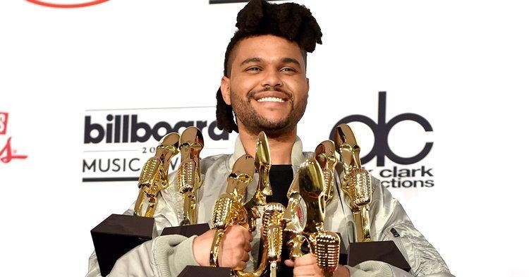 ประกาศรายชื่อผู้ชนะรางวัล Billboard Music Awards 2016