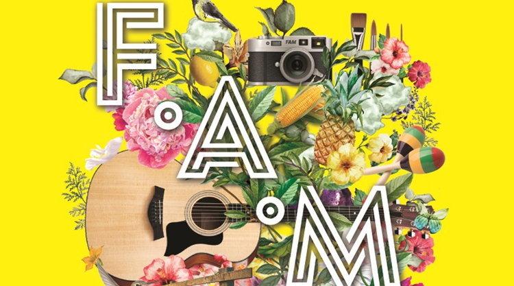 ห้ามพลาด! 'F.A.M. FEST' งานคอนเสิร์ตใหญ่ที่ขนศิลปินมาเพียบ!