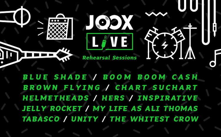 JOOX Live กับ 12 ศิลปินคุณภาพ พร้อมเผยตัวตนที่คุณไม่เคยเห็นมาก่อน