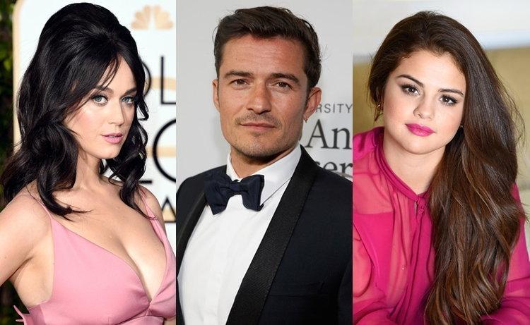 เอาแล้ว! Selena Gomez ฉก Orlando Bloom ไปนัวลับหลัง Katy Perry เฉยเลย