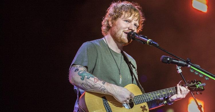 """ก๊อปจริงเหรอ? Ed Sheeran โดนหาว่าก๊อปเพลง """"Photograph"""" จากคนอื่น!"""