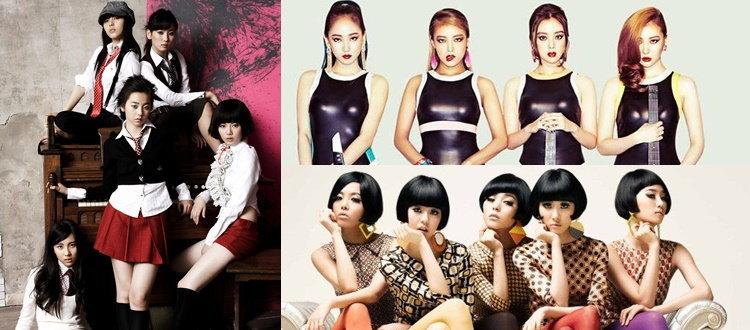 """9 ปีแห่งความลำบาก! ของเกิร์ลกรุ๊ป 9 ชีวิต """"Wonder Girls"""""""