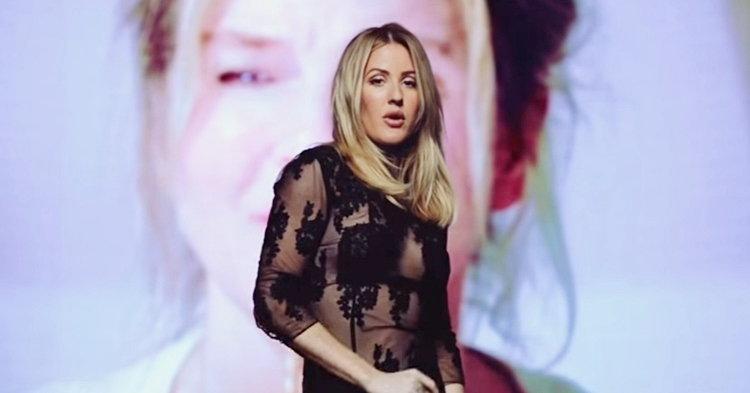 "Ellie Goulding โชว์เสียงใสกับภาพสวยๆ ในเอ็มวี ""Still Falling For You"""
