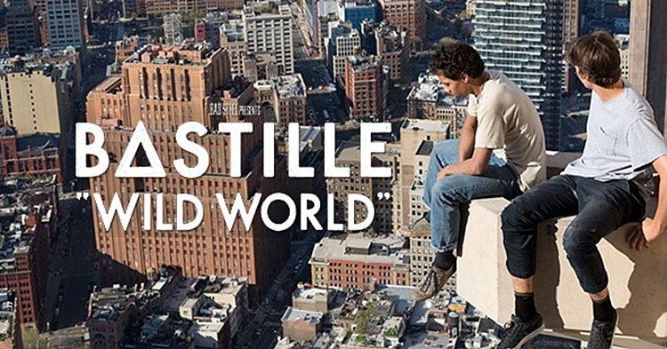"Bastille ส่งอัลบั้มที่ 2 เอาใจแฟนอินดี้ร็อคกับ ""Wild World"""