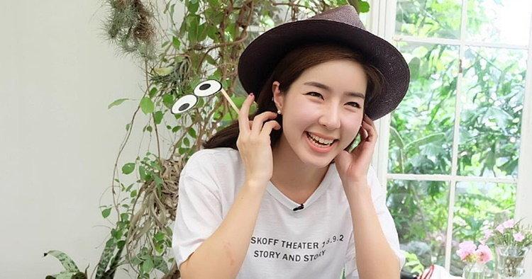 """""""จียอน"""" สาวเกาหลีสุดฮา ตัวจริงเธอร้องเพลงเพราะมาก!"""
